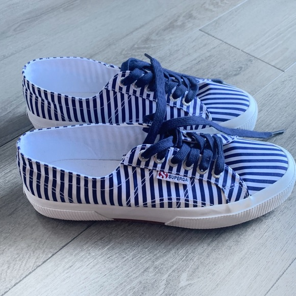 Superga Shoes | Superga Usa Stripped